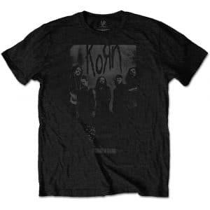 Korn Mens T-Shirt: Knock Wall (XX-Large)