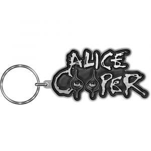 Alice Cooper Keyring: Eyes