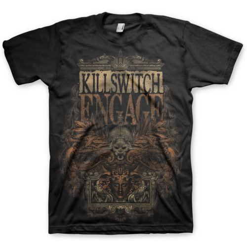 Killswitch Engage Mens T-Shirt: Army (XX-Large)