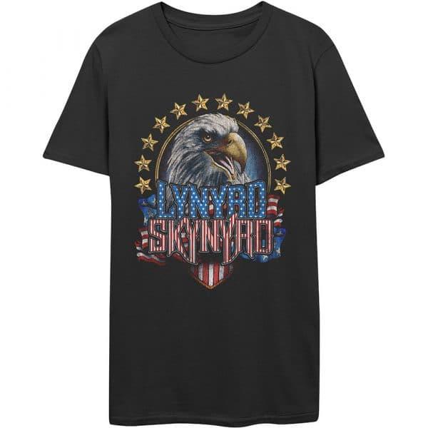 Lynyrd Skynyrd Mens T-Shirt: Eagle (XX-Large)