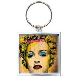 Madonna Keyring: Celebration (Photo-print)