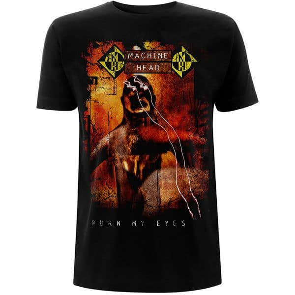 Machine Head Mens T-Shirt: Burn My Eyes (XX-Large)