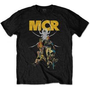My Chemical Romance Mens T-Shirt: Killjoys Pin-Up (XX-Large)