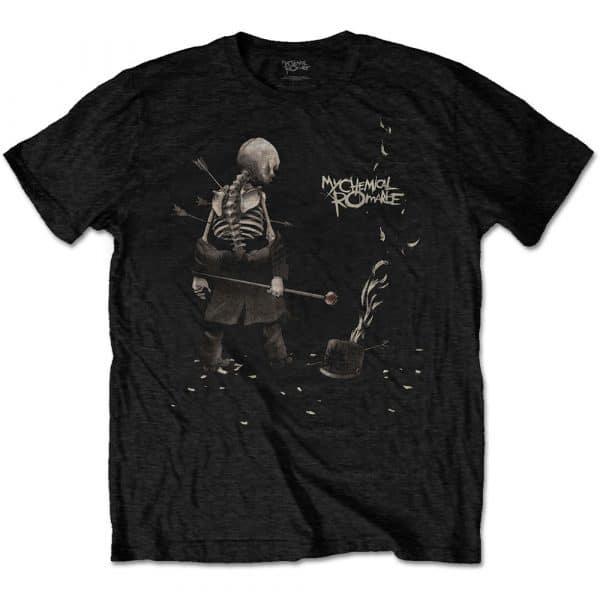 My Chemical Romance Mens T-Shirt: Shredded (XXX-Large)
