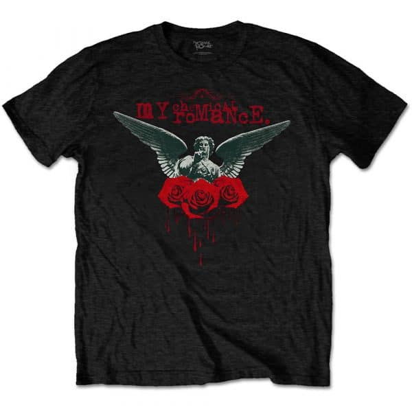 My Chemical Romance Mens T-Shirt: Angel Of The Water (XX-Large)