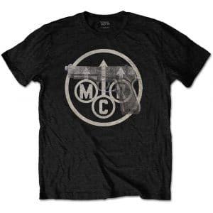 My Chemical Romance Mens T-Shirt: Gunner (XX-Large)