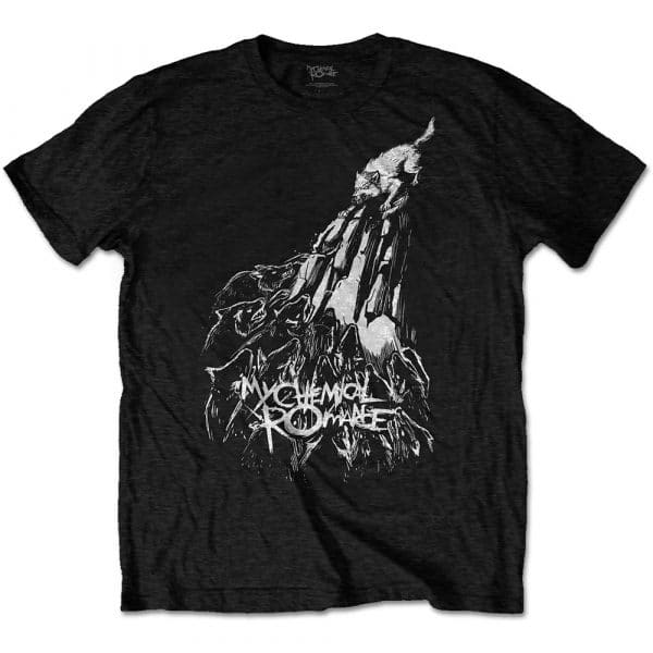 My Chemical Romance Mens T-Shirt: The Pack (XX-Large)