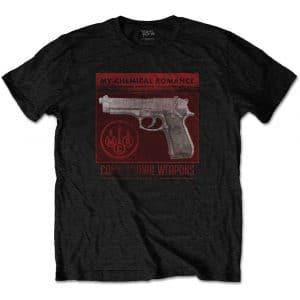 My Chemical Romance Mens T-Shirt: CW Volume 1 (XX-Large)