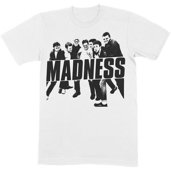 Madness Mens T-Shirt: Vintage Photo (XX-Large)