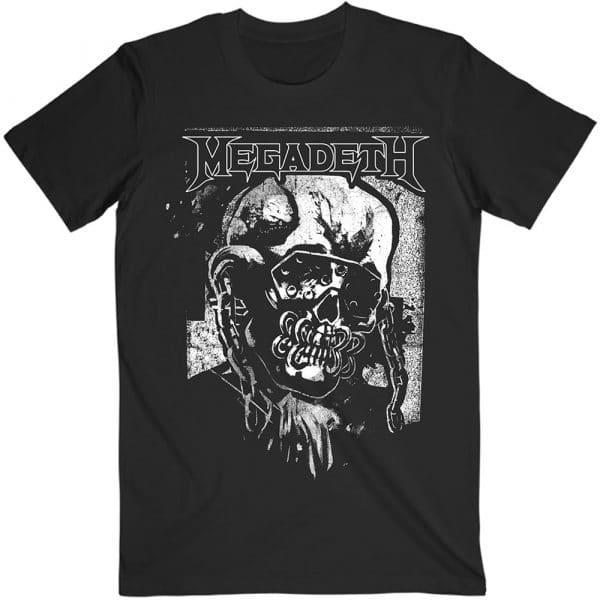 Megadeth Mens T-Shirt: Hi-Con Vic (XX-Large)