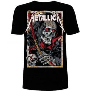 Metallica Mens T-Shirt: Death Reaper (XX-Large)