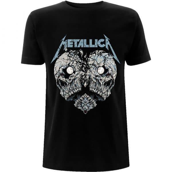 Metallica Mens T-Shirt: Heart Broken (XX-Large)