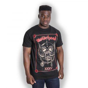 Motorhead Mens T-Shirt: Anniversary (Propaganda) (XX-Large)