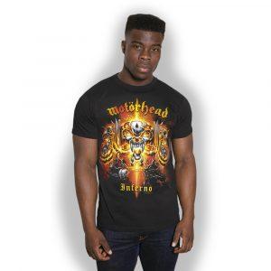 Motorhead Mens T-Shirt: Inferno (XX-Large)