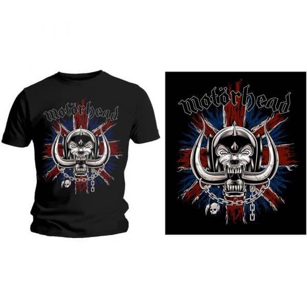 Motorhead Mens T-Shirt: British Warpig (XX-Large)