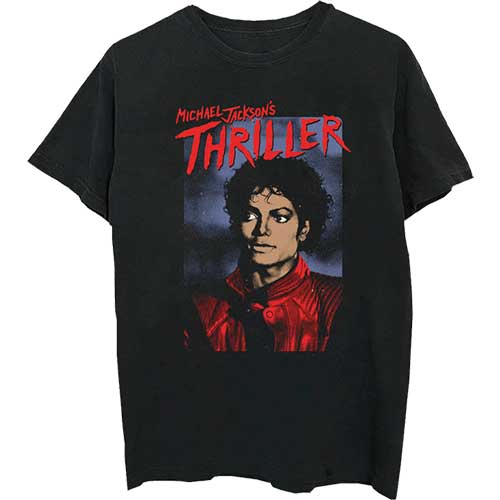 Michael Jackson Mens T-Shirt: Thriller Pose (XX-Large)