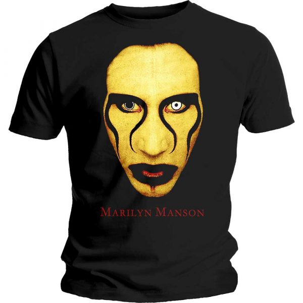 Marilyn Manson Mens T-Shirt: Sex is Dead (XX-Large)