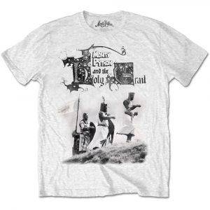 Monty Python Mens T-Shirt: Knight Riders