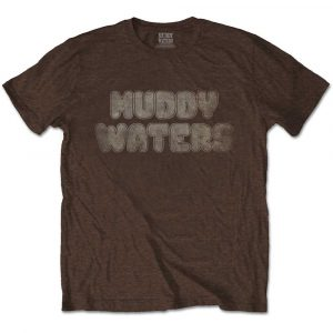Muddy Waters Mens T-Shirt: Electric Mud Vintage (XX-Large)
