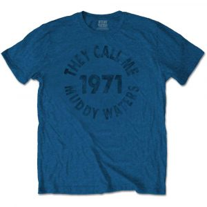 Muddy Waters Mens T-Shirt: They Call Me… (XX-Large)