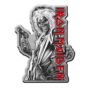 Iron Maiden Pin Badge: Killers