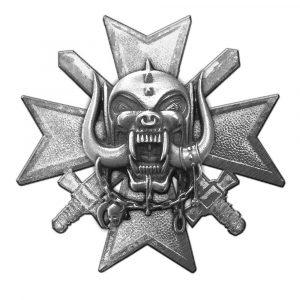 Motorhead Pin Badge: Bad Magic