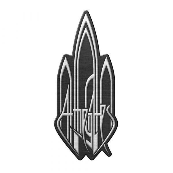 At The Gates Pin Badge: Logo (Retail Pack)