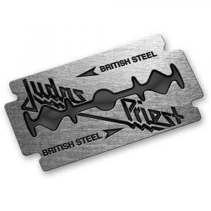 Judas Priest Pin Badge: British ST-Shirtl