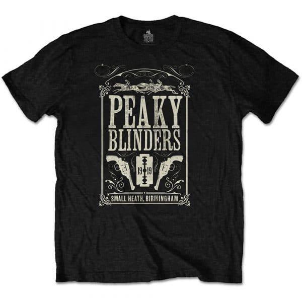 Peaky Blinders Mens T-Shirt: Soundtrack (XX-Large)