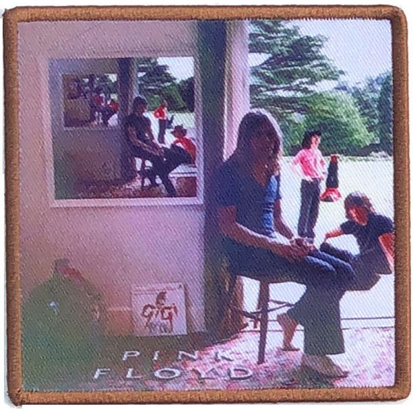 Pink Floyd Standard Patch: Ummagumma (Album Cover)