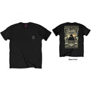Pink Floyd Mens T-Shirt: Carnegie Hall (Back Print/Retail Pack) (XX-Large)