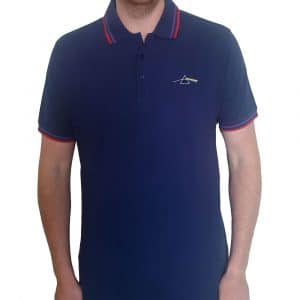 Pink Floyd Mens Polo Shirt: Dark Side of the Moon Prism (XX-Large)