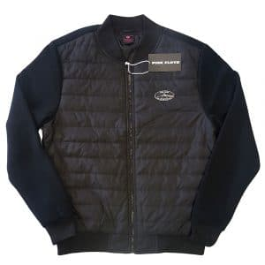Pink Floyd Mens Quilted Jacket: Dark Side of the Moon Oval (XX-Large)