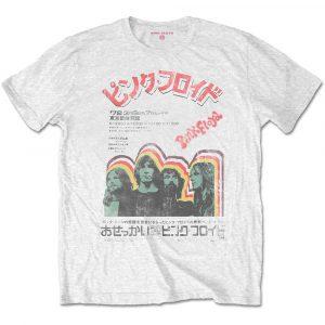 Pink Floyd Mens T-Shirt: Japanese Poster (XX-Large)