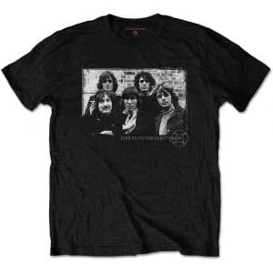 Pink Floyd Mens T-Shirt: The Early Years 5 Piece (XX-Large)