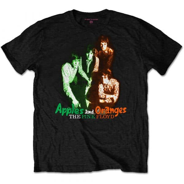 Pink Floyd Mens T-Shirt: Apples And Oranges (XX-Large)