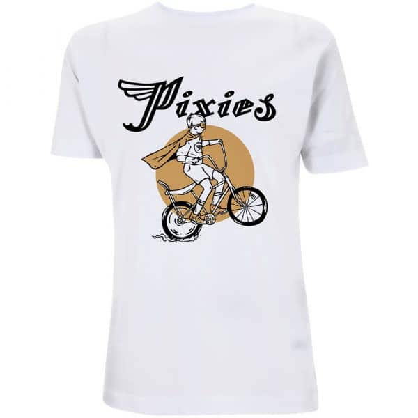 Pixies Mens T-Shirt: Tony (XX-Large)
