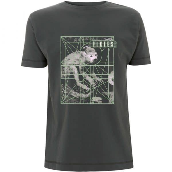 Pixies Mens T-Shirt: Monkey Grid (XX-Large)
