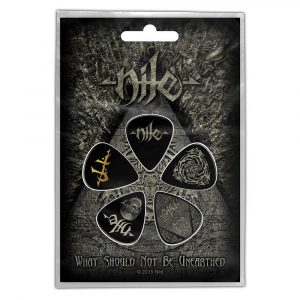 Nile Plectrum Pack: What Should Not Be Unearthed (Retail Pack)