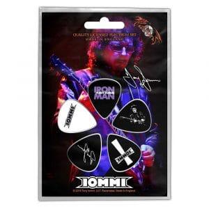 Tony Iommi Plectrum Pack: Iommi (Retail Pack)