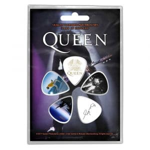 Queen Plectrum Pack: Brian May (Retail Pack)