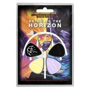 Bring Me The Horizon Plectrum Pack: That's The Spirit (Retail Pack)