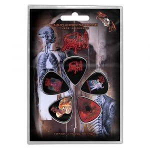 Death Plectrum Pack: Albums (Retail Pack)