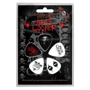 Alice Cooper Plectrum Pack: Eyes (Retail Pack)