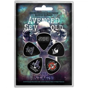 Avenged Sevenfold Plectrum Pack: The Stage (Retail Pack)