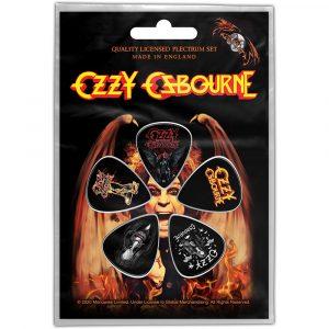 Ozzy Osbourne Plectrum Pack: Ordinary Man (Retail Pack)