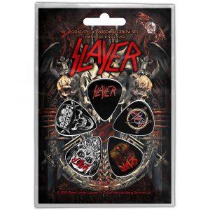 Slayer Plectrum Pack: Demonic
