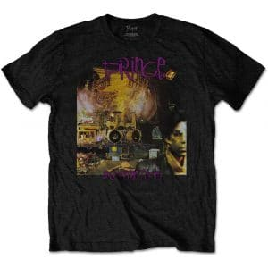 Prince Mens T-Shirt: Sign O The Times Album (XX-Large)