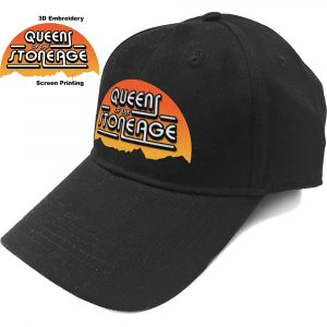 Queens Of The Stone Age Baseball Cap: Sunrise Logo