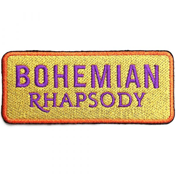 Queen Standard Patch: Bohemian Rhapsody